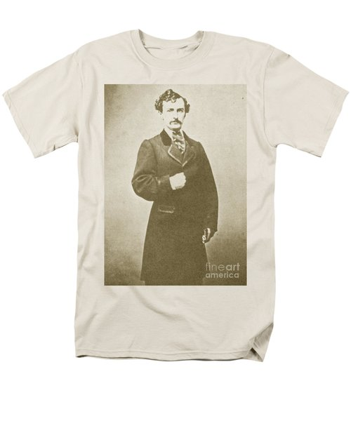 John Wilkes Booth, American Assassin T-Shirt by Photo Researchers