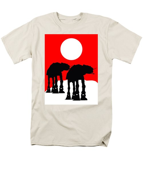 Star Wars At-at Collection Men's T-Shirt  (Regular Fit) by Marvin Blaine