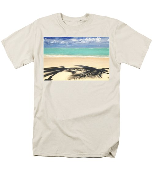 Tropical beach T-Shirt by Elena Elisseeva