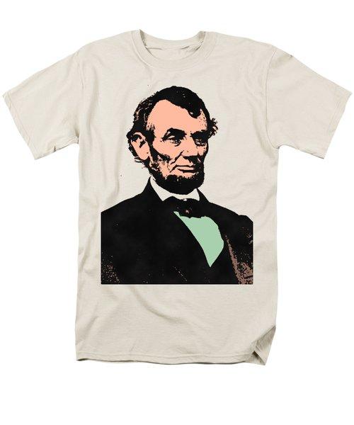 Abe Lincoln 2 Men's T-Shirt  (Regular Fit) by Otis Porritt