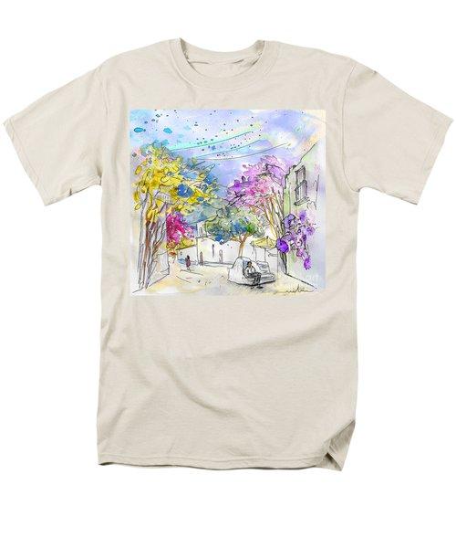 Agua Amarga 12 T-Shirt by Miki De Goodaboom