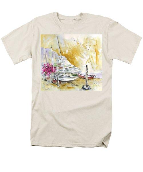 Agua Amarga 13 T-Shirt by Miki De Goodaboom