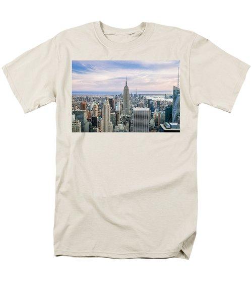 Amazing Manhattan Men's T-Shirt  (Regular Fit) by Az Jackson