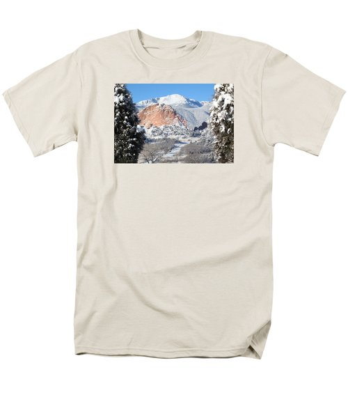 America's Mountain T-Shirt by Eric Glaser