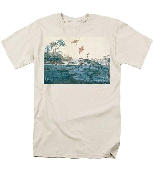Ancient Dorset Men's T-Shirt  (Regular Fit) by Henry Thomas De La Beche