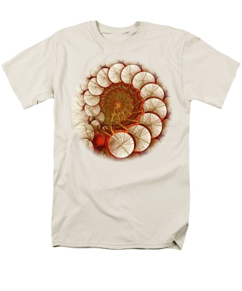 Apple Cinnamon Men's T-Shirt  (Regular Fit) by Anastasiya Malakhova