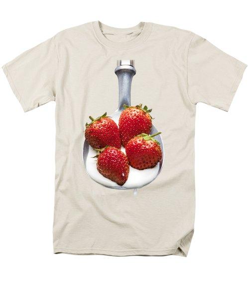 Good Enough To Eat Men's T-Shirt  (Regular Fit) by Jon Delorme