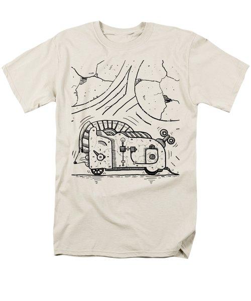 Moto Mouse Men's T-Shirt  (Regular Fit) by Erki Schotter