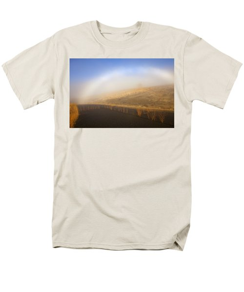Autumn Fog bow T-Shirt by Mike  Dawson