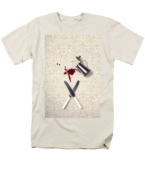 bloody dining table T-Shirt by Joana Kruse