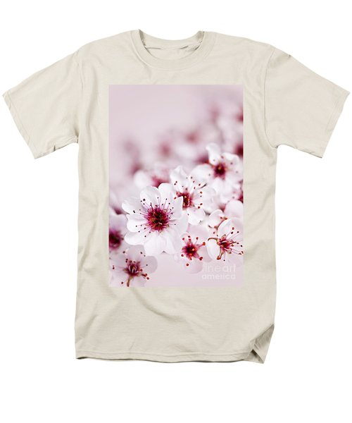 Cherry blossoms T-Shirt by Elena Elisseeva