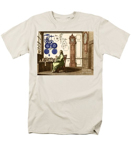 Clockmaker T-Shirt by Photo Researchers