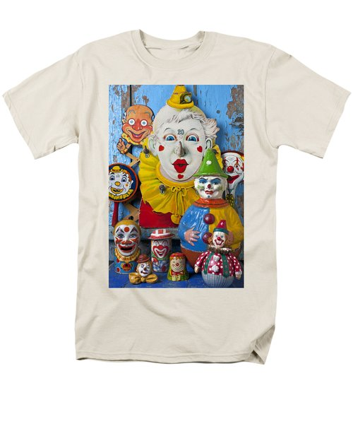 Clown toys T-Shirt by Garry Gay