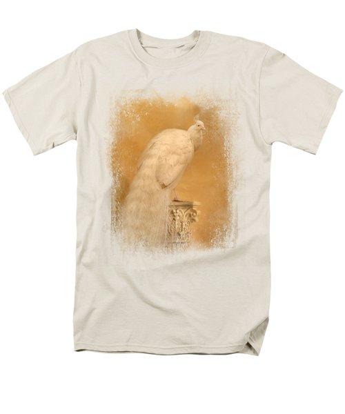 Elegance In Gold Men's T-Shirt  (Regular Fit) by Jai Johnson