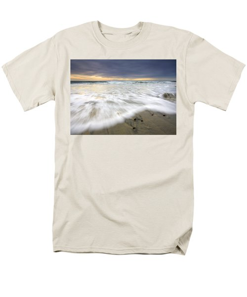Flowing Stones T-Shirt by Mike  Dawson