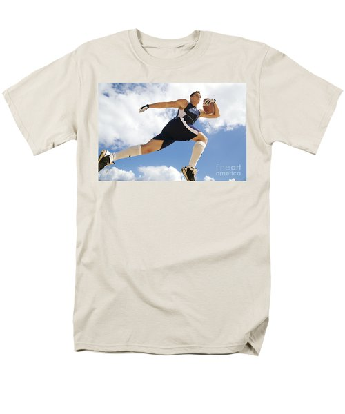 Football Athlete II T-Shirt by Kicka Witte - Printscapes