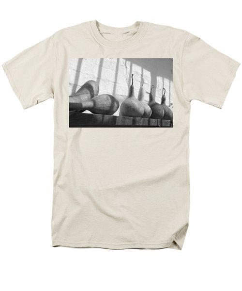 Gourds on a Shelf T-Shirt by Lauri Novak