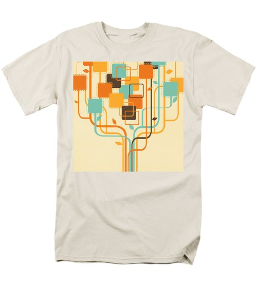 graphic tree T-Shirt by Setsiri Silapasuwanchai