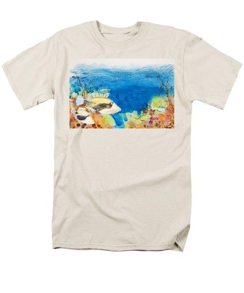 Hawaiian Triggerfish T-Shirt by Tanya L Haynes - Printscapes