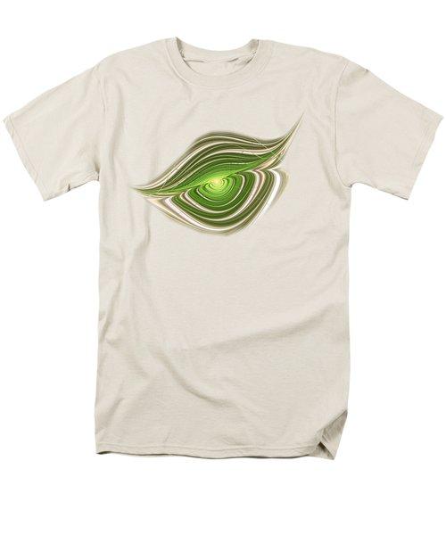 Hypnotic Eye Men's T-Shirt  (Regular Fit) by Anastasiya Malakhova