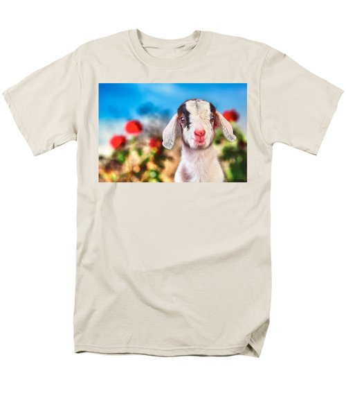 I'm In The Rose Garden Men's T-Shirt  (Regular Fit) by TC Morgan
