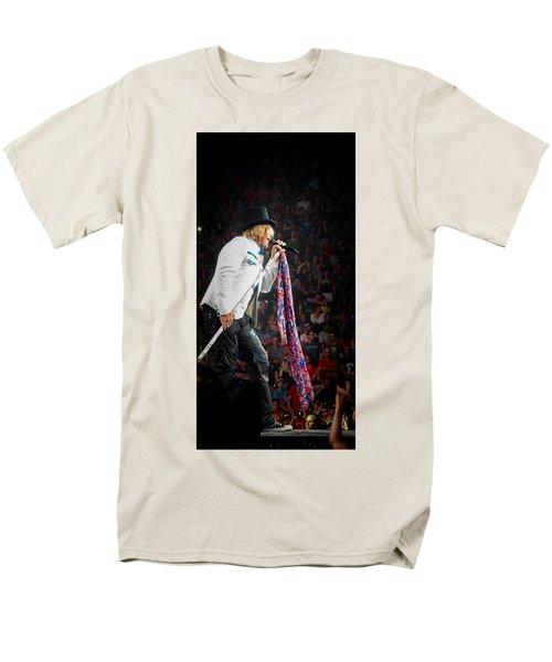 Joe Elliot Men's T-Shirt  (Regular Fit) by Luisa Gatti