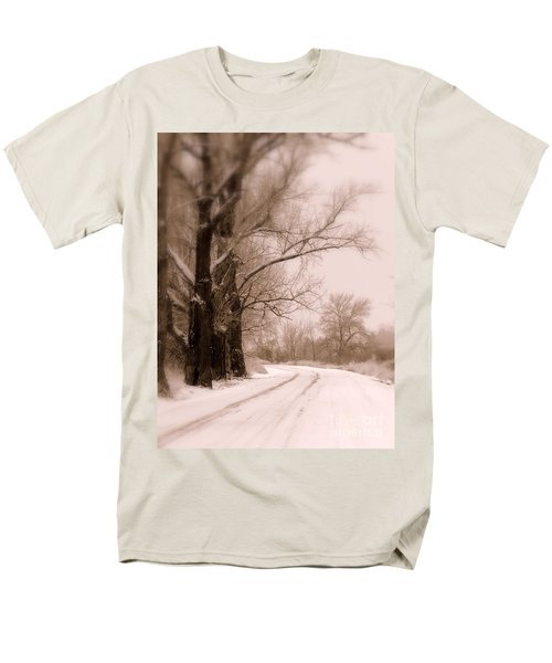 Just Around the Bend  T-Shirt by Carol Groenen