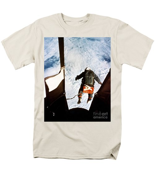 Kittinger T-Shirt by SPL and Photo Researchers