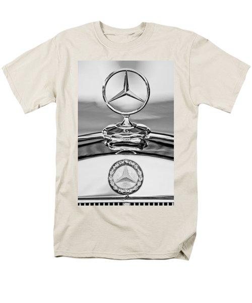 Mercedes Benz Hood Ornament 2 T-Shirt by Jill Reger