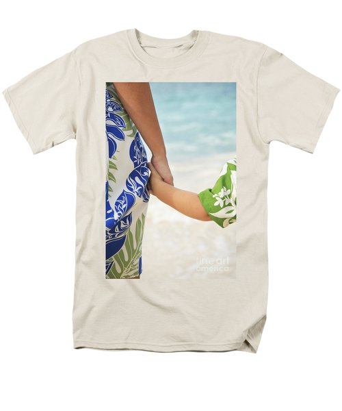 Mother and Son T-Shirt by Brandon Tabiolo - Printscapes