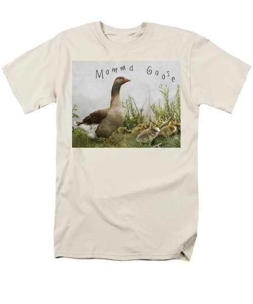 Mother Goose T-Shirt by Juli Scalzi