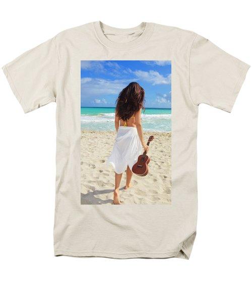 Musicians Paradise T-Shirt by Tomas Del Amo - Printscapes