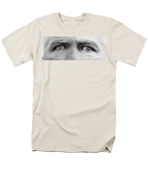 Old Blue Eyes T-Shirt by James BO  Insogna