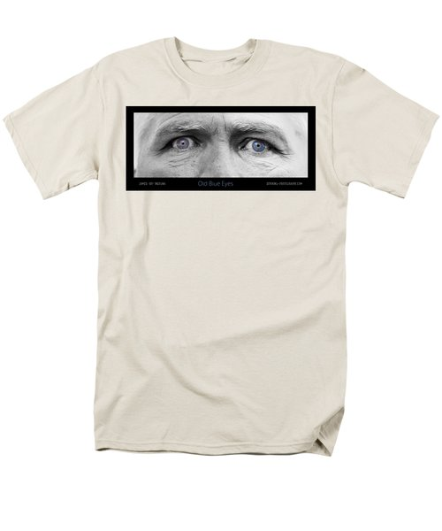 Old Blue Eyes Poster Print T-Shirt by James BO  Insogna