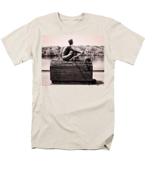 Olympic Champion - John B Kelly T-Shirt by Bill Cannon