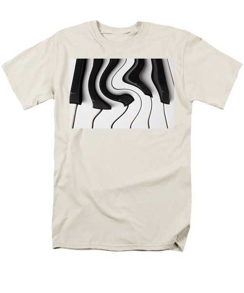 Piano Surrealism  T-Shirt by Garry Gay