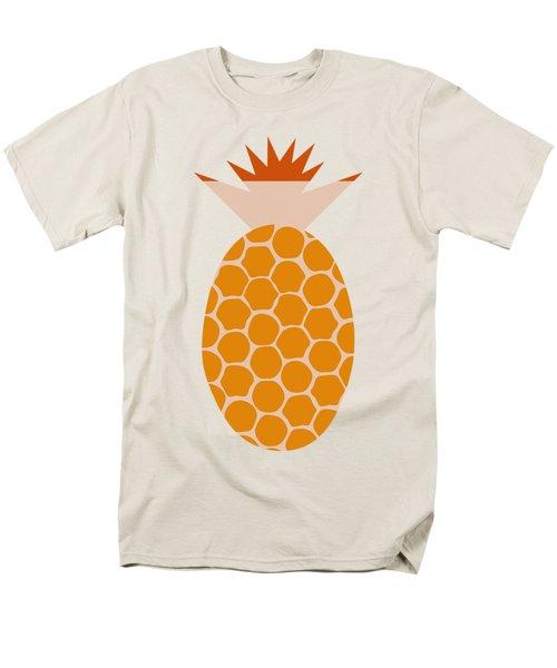 Pineapple Men's T-Shirt  (Regular Fit) by Frank Tschakert