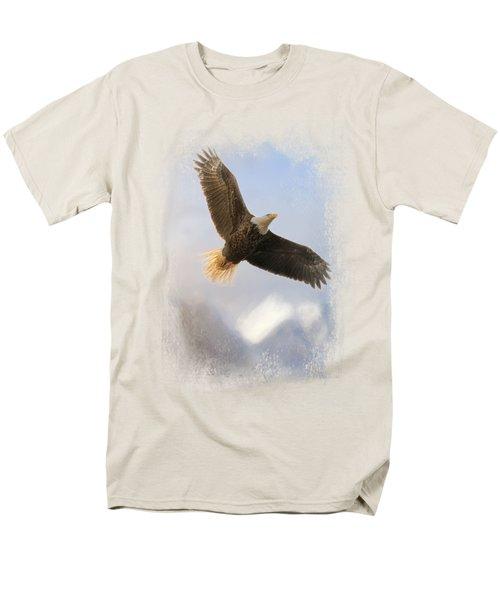 Rise Above Men's T-Shirt  (Regular Fit) by Jai Johnson