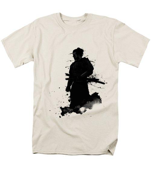 Samurai T-Shirt by Nicklas Gustafsson