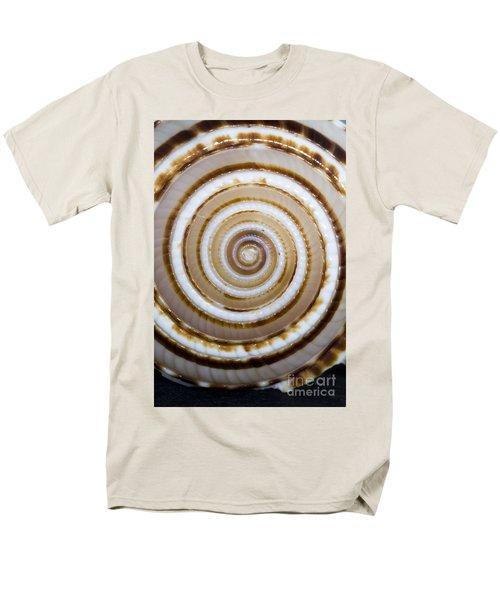 Seashell Spirals T-Shirt by Bill Brennan - Printscapes