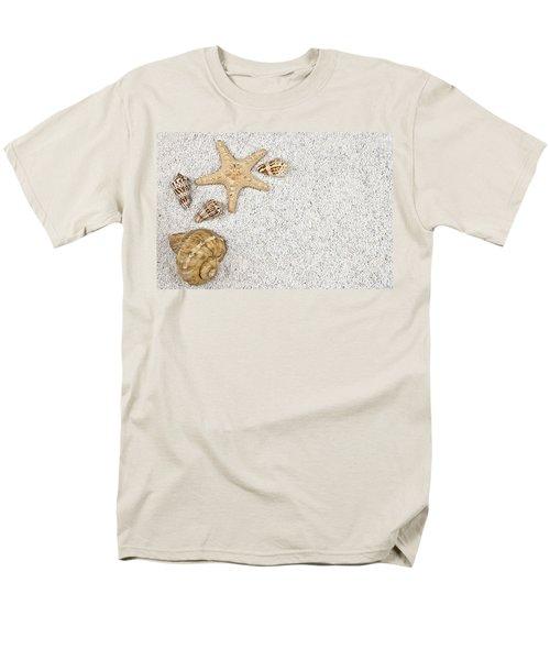 seastar and shells T-Shirt by Joana Kruse