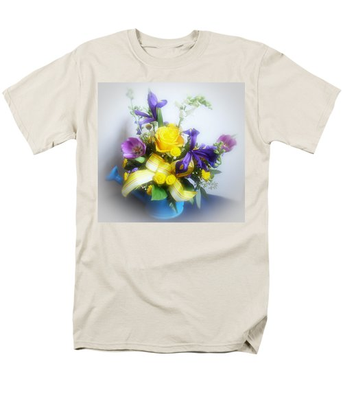 Spring Bouquet T-Shirt by Sandy Keeton