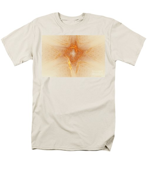 Star In Abstract T-Shirt by Deborah Benoit