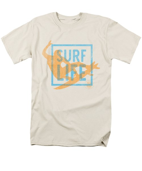 Surf Life 1 Men's T-Shirt  (Regular Fit) by SoCal Brand