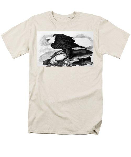 The Bald Eagle Men's T-Shirt  (Regular Fit) by Granger