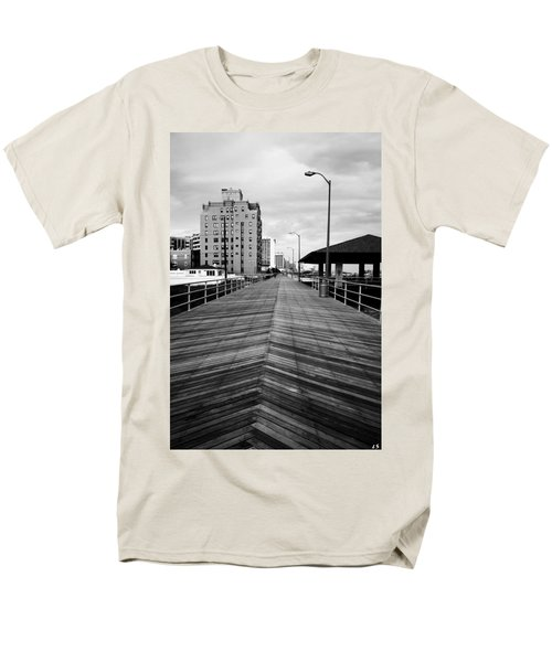 The Boardwalk T-Shirt by Linda Sannuti