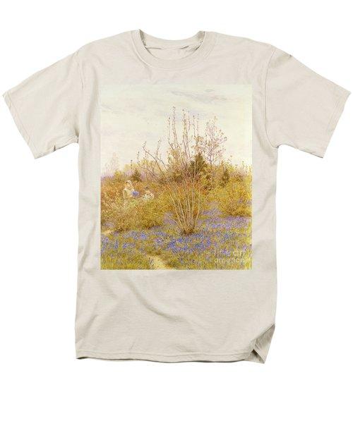 The Cuckoo Men's T-Shirt  (Regular Fit) by Helen Allingham