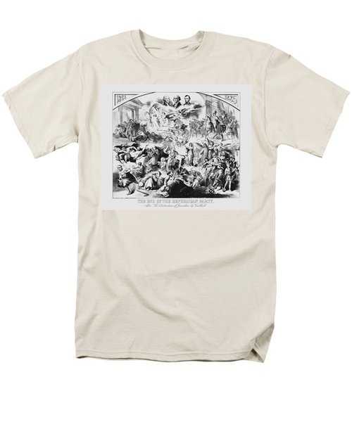 The End Of The Republican Party T-Shirt by War Is Hell Store