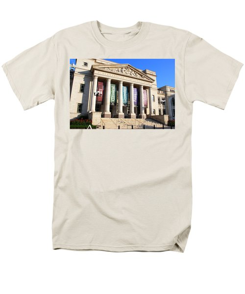The Schermerhorn Symphony Center T-Shirt by Susanne Van Hulst