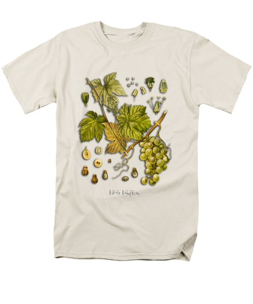 Vitis Vinifera Men's T-Shirt  (Regular Fit) by Justyna JBJart